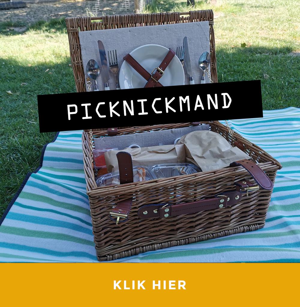 Picknickmand